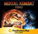 Mortal Kombat (2011) demo