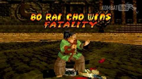 GBA MK TE Bo Rai Cho