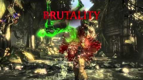 Johnny Cage Brutality 5 - Bring It On