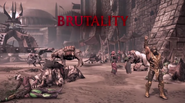 Stage Brutality Grandma Outworld Market MKX
