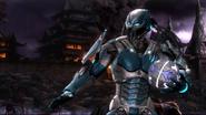 MK9 Cyber Sub Zero intro