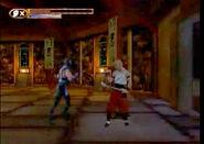 Shaolin Monk against Sub-zero