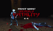 MKA Frost Deadly Fatality