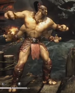 Goro Kuatan Warrior-0