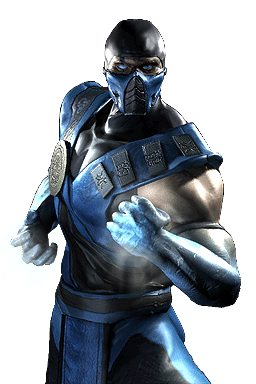 Image result for Deadly ALliance Sub-Zero
