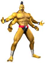 Prince Goro (MK4)