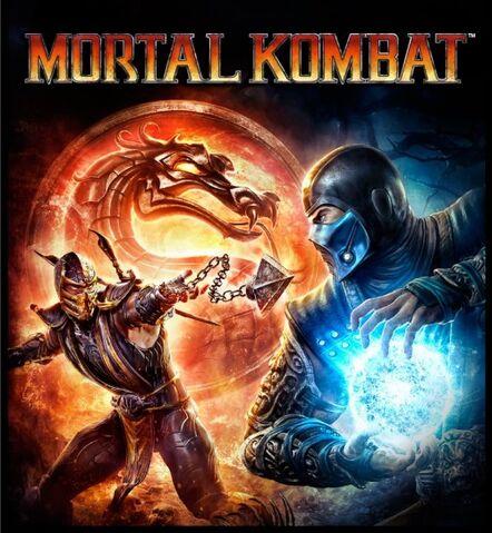 File:Sub-Zero VS Scorpion MK9.jpg