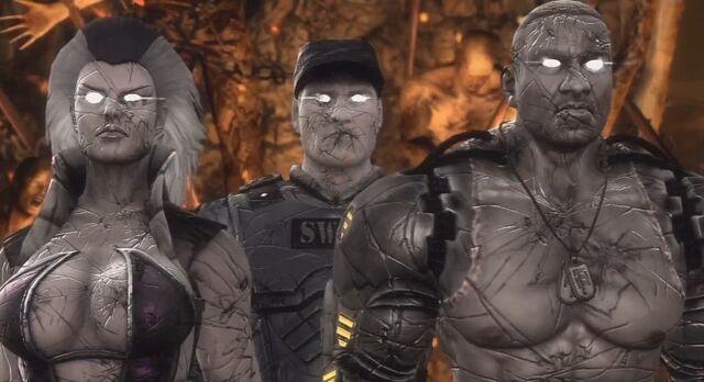 File:MK9 Zombies Sindel Stryker Jax.jpg