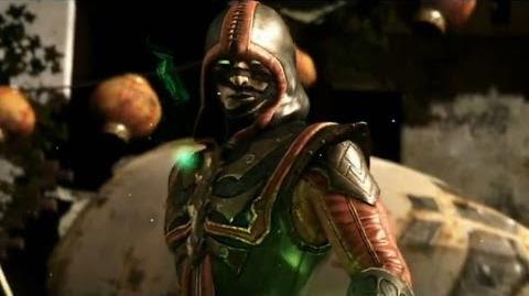Mortal Kombat X Ermac Official Trailer