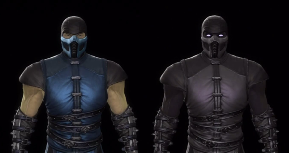 File:Sub-Zero as Noob Saibot.png
