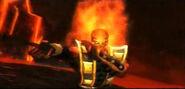 Inferno scorpion