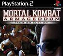 Mortal Kombat: Armageddon/Gallery