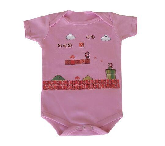 File:Pink Mario.jpg