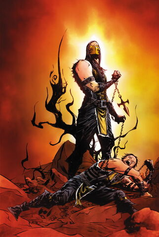 File:MORTAL KOMBAT X ISSUE 11 COVER.jpg