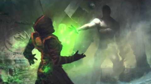 Ermac Ending - Mortal Kombat X