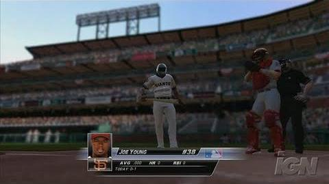 Major League Baseball 2K7 PlayStation 3 Review - Video