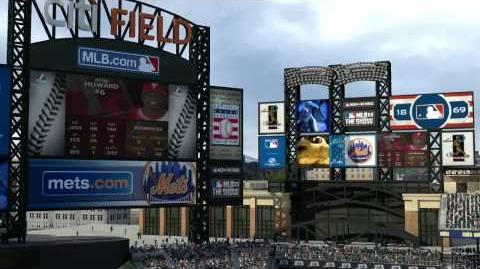 MLB® 09 The Show Mets Stadium