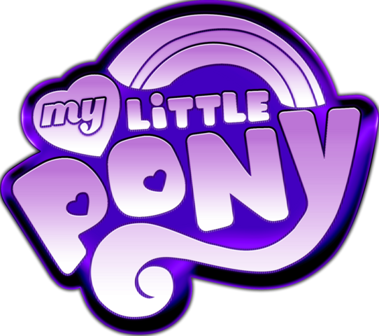 File:My little pony friendship is magic stylised logo by malathrom-d5fbeyy.png