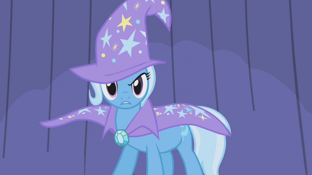 File:Trixie staring at the crowd S1E6.png