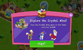 Explore the Crystal Mine! in-game ad.png