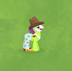 Jigging Clownspony Character Image