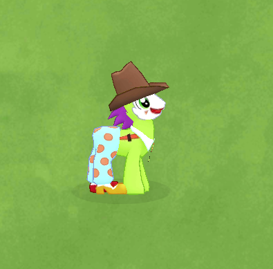 File:Jigging Clownspony Character Image.png