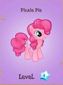 Pinkie Pie store locked
