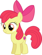 Apple Bloom vector