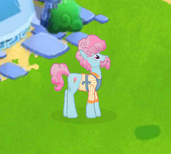 Cotton Candy Colt Character Image