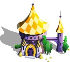 Canterlot House 3