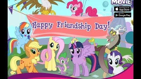 20 FREE GEMS - AUGUST 2017 - My Little Pony Friendship is Magic - GAMELOFT - 20 Gemas Gratis Agosto