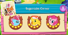 Sugarcube Corner residents