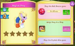 Magical Pony Album