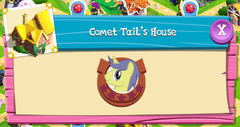Comet Tail's House residents