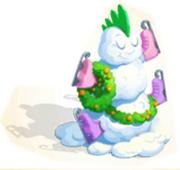 Snowball Pony