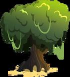 Medium Jungle Tree
