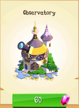 Observatory Store Unlocked