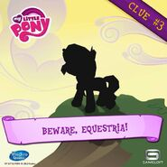 Sunset Shimmer clue 3