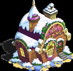 Hearth's Warming Tavern Winter