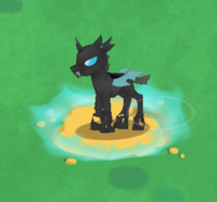 Laughter Changeling