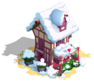 Ponyville House Winter 4