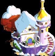 Octavia's House Winter