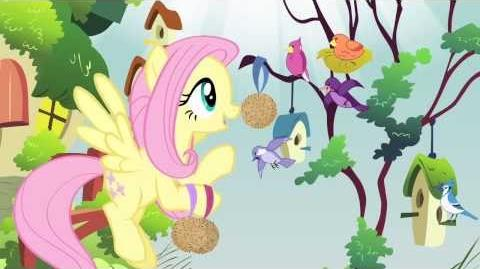 MLP FiM Music Music in the Treetops HD