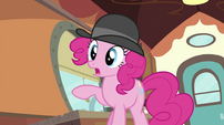 Pinkie Pie explaining what happened 2 S2E24