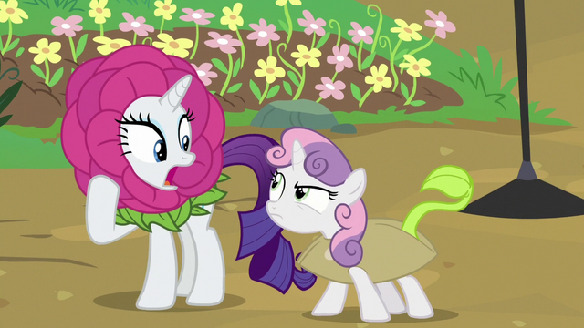 File:Rarity shocked by Sweetie Belle's outburst S7E6.png