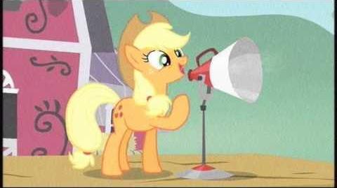 Tiny Pop (UK) - My Little Pony Starts 28th September - 7 - Promo - 2013