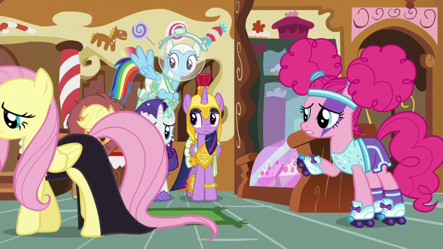 "File:Pinkie ""you're not taking out ALL of the fun"" S5E21.png"