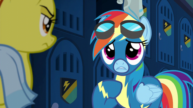 "File:Rainbow Dash ""contribute to the 'Bolts"" S6E7.png"