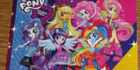 My Little Pony Equestria Girls CD