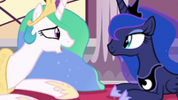 "Princess Celestia ""only because you were here"" S7E10"